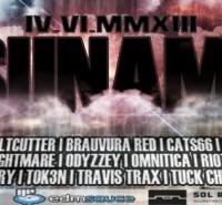 Turntable.fm Event   Tsunami 2013 [4/6/2013]