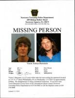 Missing Person, Yaron Berstein