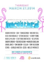 Juicy Beach 2014 Lineup Announced