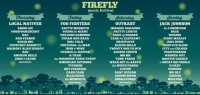 Firefly Music Festivals Day Full of Announcements