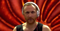 David Guetta's Tomorrowland Stage Presence Goes Viral