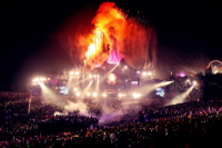 TomorrowWorld Reveals This Year's Incredible Main Stage Design